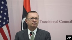 美國國務院主管近東事務助理國務卿費爾特曼。(資料圖片)