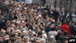 Население России может сократиться на 25 миллионов
