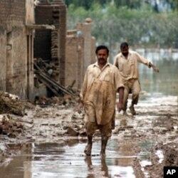 سیلاب کے نقصانات کا اندازہ لگانے کے عمل کا آغاز