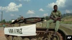 Moçambique: veteranos da guerra colonial reivindicam pensões