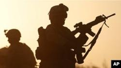 افغانستان میں نیٹو کے سپاہی