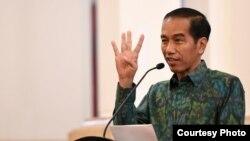 Presiden Joko Widodo didesak untuk menghentikan rencana eksekusi mati gelombang ketiga (foto dok: Biro Setpres RI).