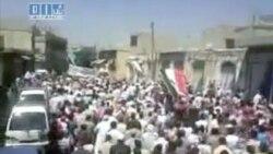 آسوشیتد پرس - نا آرامی ها در سوریه - ۵ اوت ۲۰۱۱