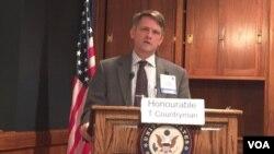Ông Thomas Countryman, quyền thứ trưởng đặc trách kiểm soát vũ khí và an ninh quốc tế. (Ảnh tư liệu)