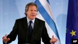 El senador uruguayo Luis Almagro, recientemente electo secretario general de la OEA participará de la reunión de ParlAméricas.