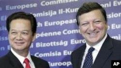 การประชุมสุดยอดสหภาพยุโรป-เอเชียมุ่งหารือเรื่องเศรษฐกิจและการค้า