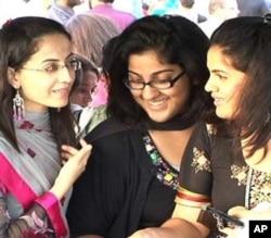 امریکی ریاست ورجینیا میں پاکستان ڈے فیسٹول