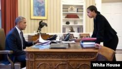 ولسمشر اوباما په ۲۰۱۰ کال کې په افغانستان کې د امریکايي پوځيانو شمیر تر ۱۰۰ زرو ډیر کړ
