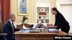 سوزان رایس مشاور امنیت ملی کاخ سفید گفته بود توافق اتمی هرگز درباره گشودن فصلی جدید در روابط آمریکا و ایران نبود.