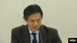 Hoyt Yee, zamjenik pomoćnika američkog državnog sekretara