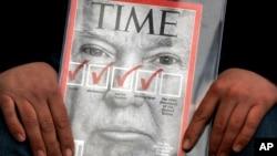 Trang web của Time cùng với The Economist nay đã bị chặn ở Trung Quốc.