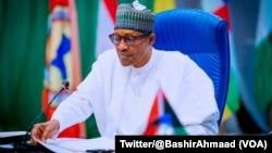 Muhammadu Buhari.