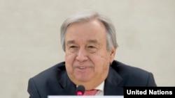 Secretário-Geral da ONU recebeu o pedido