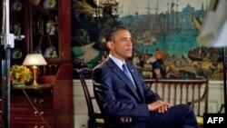 TT Obama ghi âm bài nói chuyện hàng tuần cho ngày 18 tháng 7, 2010