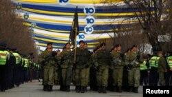 Bezbjednosne snage Kosova, 10. februar 2018.