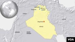 Duhok, Mosul and Irbil, Iraq