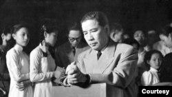 Cố Tổng Thống Ngô Đình Diệm.
