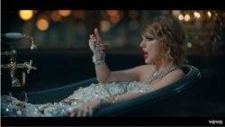 Top 5 Billboard: Tuần của Taylor Swift