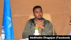 Cabdixakiin Dhagajuun