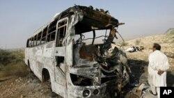 هلاکت سی و دو تن در پاکستان