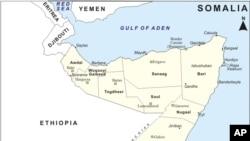 Maamul loo Samaynayo Bartamaha Somalia