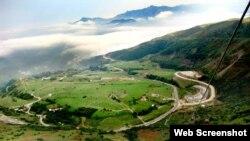 Heyran Gədiyi bölgənin əsas turizm mərkəzlərindən biridir