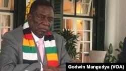 Zimbabwe President Emmerson Mnangagwa Declares Coronavirus National Disaster