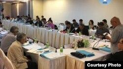 ဇန္န၀ါရီ ၂၀၁၈ တုန္းက NCA လက္မွတ္ထိုးတဲ့ လက္နက္ကိုင္အဖဲြ႔ေတြေတြ႔စံုစဥ္ ( NMG : Network Media Group)
