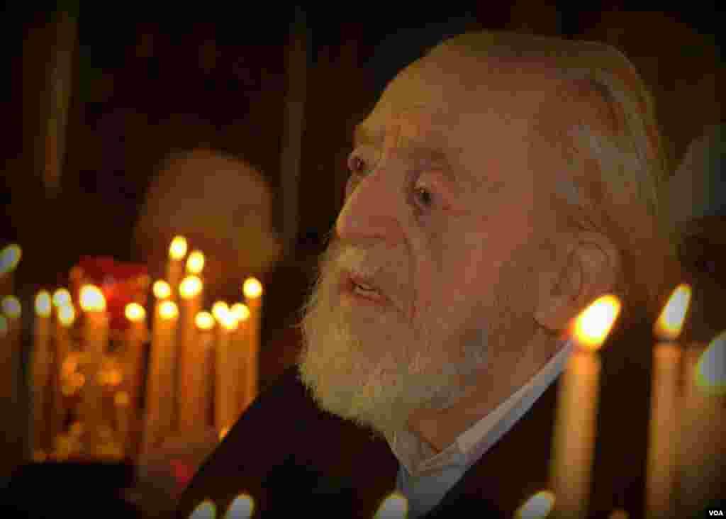 Праздничная литургия