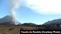Vulcão do Fogo(Foto Fausto do Rosário)