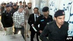 Pakistan'da Tutuklu Amerikalı Diplomatın Görüntüleri Yayınlandı