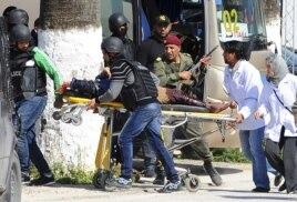 19 người, hầu hết là du khách nước ngoài, đã thiệt mạng trong vụ tấn công viện bảo tàng Bardo ở Tunisia ngày 18/3/2015.