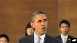 صدر اوباما کا مارٹن لوتھر کنگ کو خراجِ عقیدت