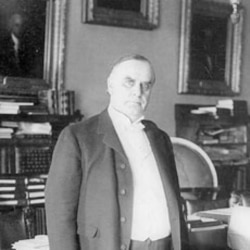 William McKinley in June of 1898