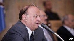 也門副總統哈迪。