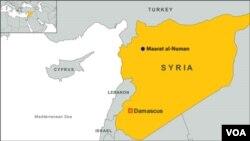 Siriya kw'ikarata