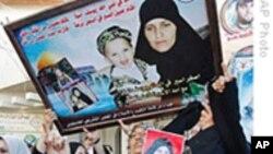 以色列释放巴勒斯坦女囚以交换被俘士兵录像