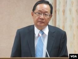 台湾外交部次长李澄然
