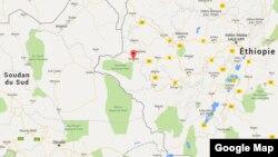 Gambela, ville frontalière du Soudan du Sud d'environ 300.000 habitants, accueille plus de 270.000 réfugiés, principalement Nuer, qui ont fuit le conflit au Soudan du Sud.
