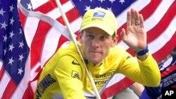 Lance Armstrong dilarang untuk mengikuti kegiatan balap sepeda dan dicopot 7 gelar juara Tour de France (foto: dok).