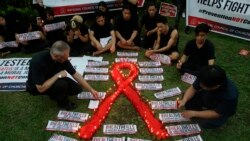 The Battle against HIV/AIDS Continues