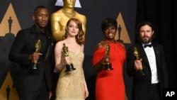 Para Pemenang Academy Awards 2017