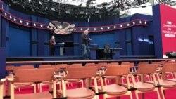 第一场总统选举辩论在即 预计将不乏激烈言辞