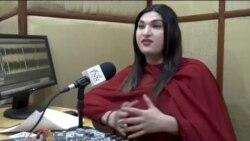 خیبر پختونخوا میں خواجہ سرا ریڈیو میزبان