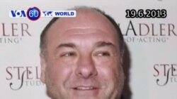 Diễn viên James Gandolfini đột ngột qua đời (VOA60)