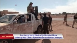 Quân đội Mỹ sắp thực hiện chương trình hỗ trợ quân sự cho Libya