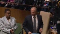 Putin insta a cooperación con Assad