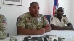 Ayiti: Prezidan Jovenel Moïse Manifeste Soutyen li Bay Enstitisyon Polis la, PNH