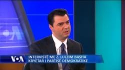 Interviste me Lulzim Bashen