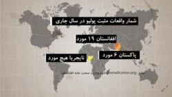 آیا افغانستان موفق به محو پولیو میشود؟